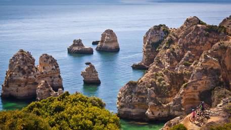 Eurovelo 1 – Rota da Costa Atlântica - Algarve
