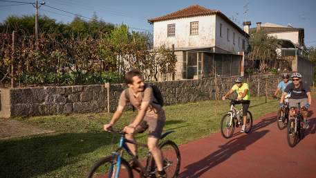 Ecopista Dão / Cycling