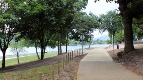Ecopista do Rio Minho / Walking