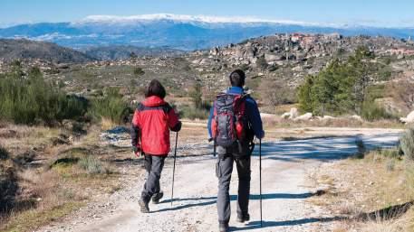 Grande Rota das Aldeias Históricas / Walking