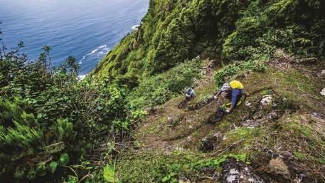 Biking Açores