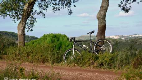 Rota Vicentina / Cycling
