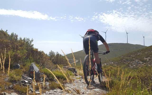 Grande Rota das Aldeias Históricas / Cycling