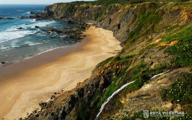 Rota Vicentina / Walking